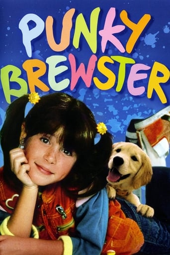 Poster of Punky Brewster