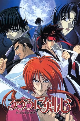 Poster of Rurouni Kenshin: Requiem for the Ishin Patriots