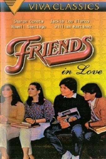 Poster of Friends in Love