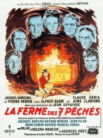 Poster of The Farm of Seven Sins