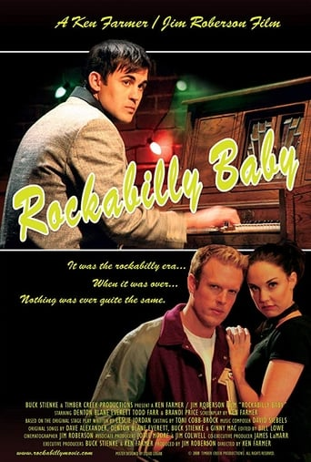 Poster of Rockabilly Baby