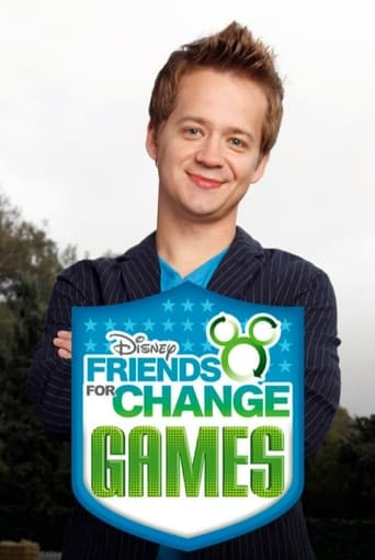 Poster of Disney's Friends for Change Games