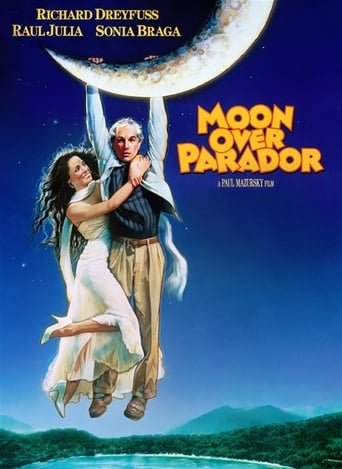 Poster of Moon Over Parador