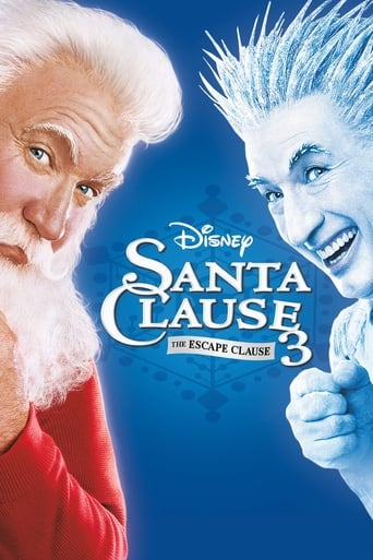 Poster of The Santa Clause 3: The Escape Clause
