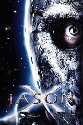 Poster of Outta Space: The Making of Jason X