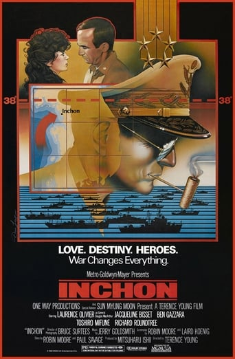 Poster of Inchon