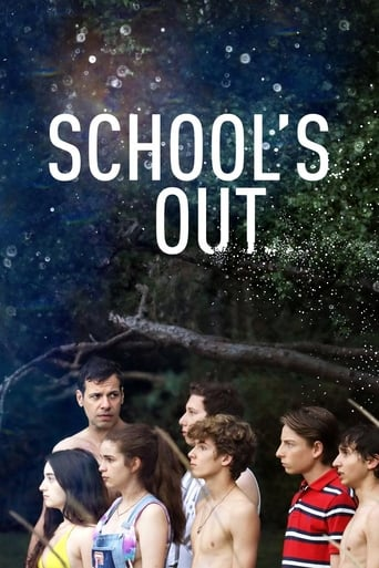 Poster of School's Out