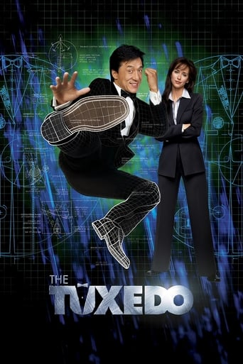 Poster of The Tuxedo