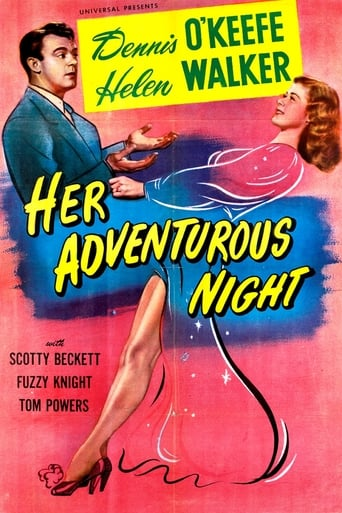 Poster of Her Adventurous Night