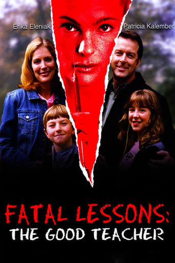 Poster of Fatal Lessons: The Good Teacher