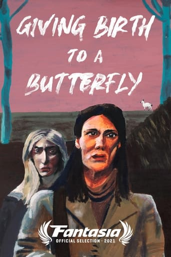 Poster of Giving Birth to a Butterfly