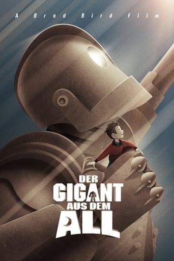 Filmplakat von Der Gigant aus dem All