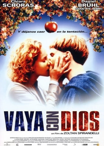 How old was Daniel Brühl in Vaya con Dios