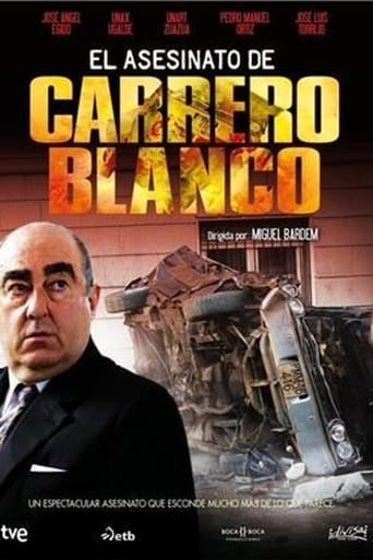Poster of The Assassination of Carreto Blanco