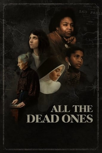 Poster of All the Dead Ones