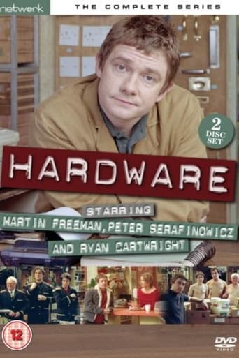 Poster of Hardware