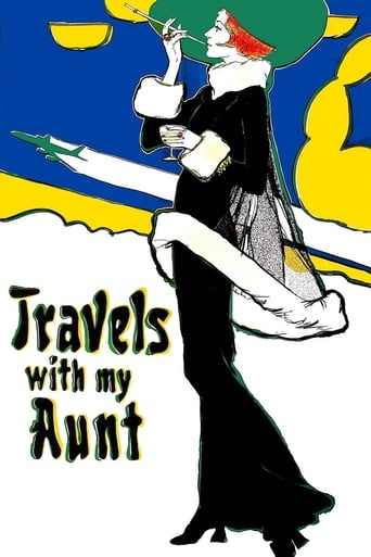 Poster of Travels with My Aunt