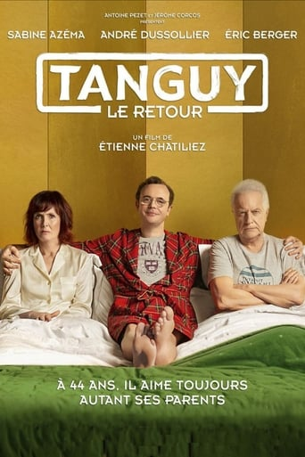 Poster of Tanguy, le retour
