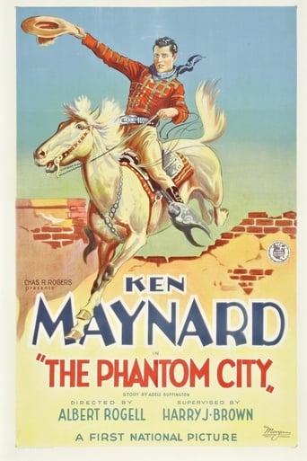 Poster of The Phantom City