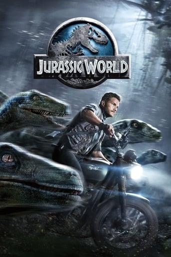 Poster of دنیای ژوراسیک