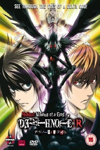 Poster of Death Note Relight 1: Visions of a God