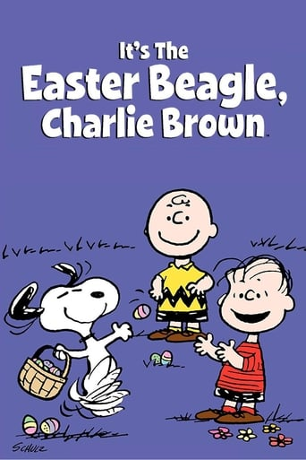 Poster of It's the Easter Beagle, Charlie Brown