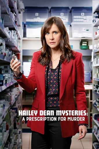 Poster of Hailey Dean Mysteries: A Prescription for Murder