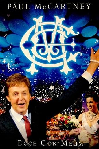 Paul McCartney: Ecce Cor Meum poster