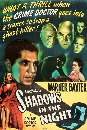 Poster of Shadows in the Night