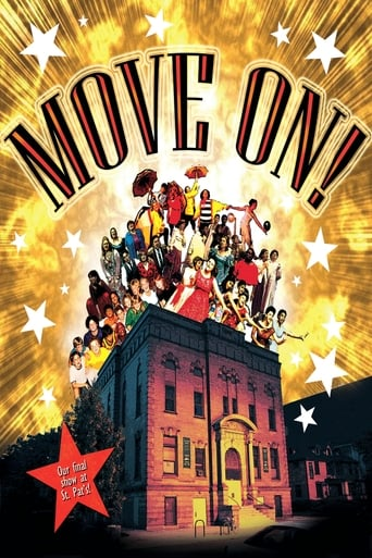 Poster of Move On!
