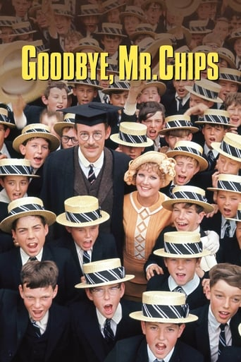 Poster of Goodbye, Mr. Chips