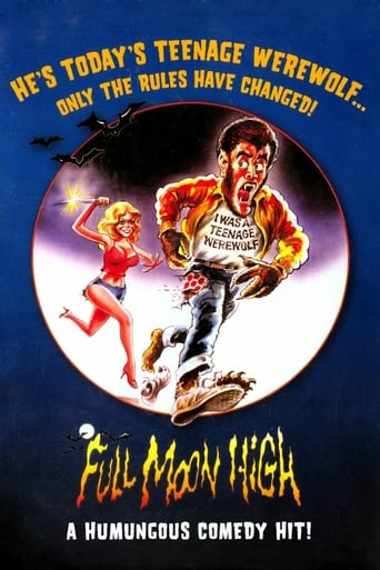 Poster of Full Moon High