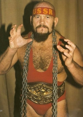 Poster of Ivan Koloff the Most Hated Man in America