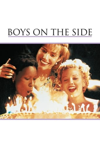 Poster of Boys on the Side