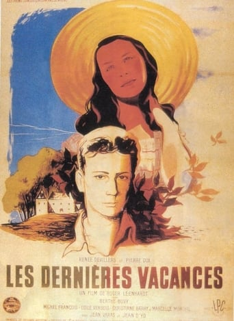 Poster of The Last Vacation