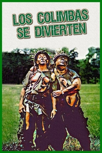 Poster of Los colimbas se divierten