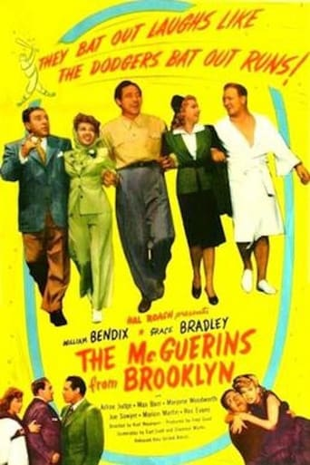Poster of The McGuerins from Brooklyn