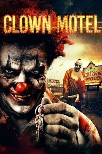 Poster of Clown Motel