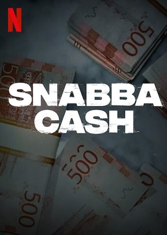 Poster of Snabba Cash