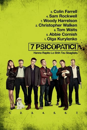 Poster of 7 psicopatici