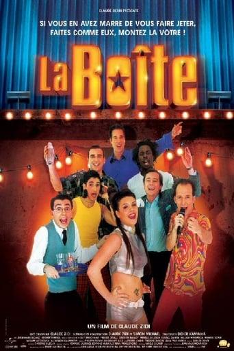 Poster of La Boîte
