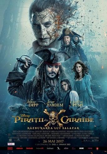 Poster of Pirații din Caraibe: Răzbunarea lui Salazar