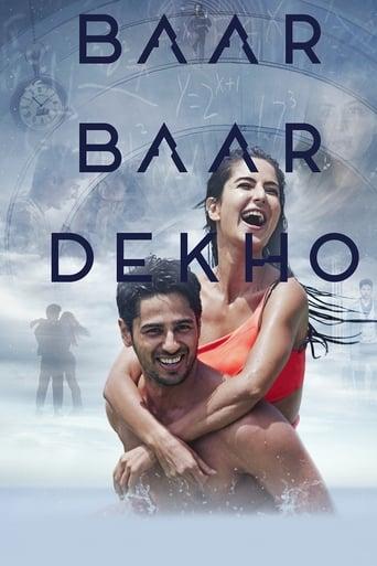 Poster of Baar Baar Dekho