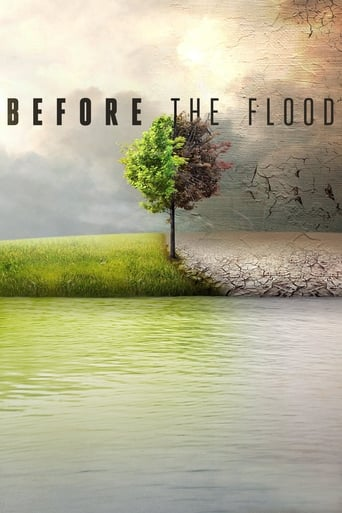Poster of Before the Flood