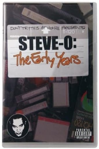 Poster of Steve-O: The Early Years