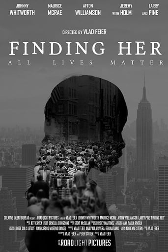 Finding Her poster