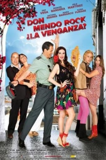 Poster of Don Mendo Rock ¿La venganza?