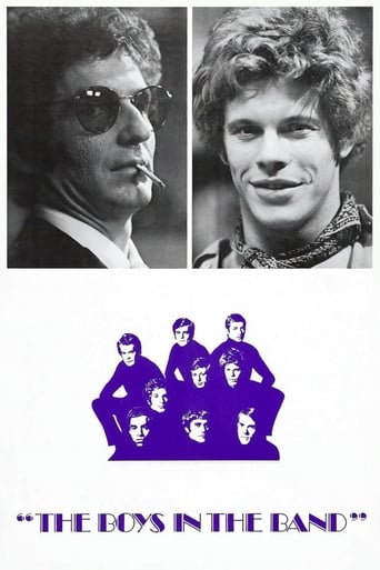 Poster of The Boys in the Band