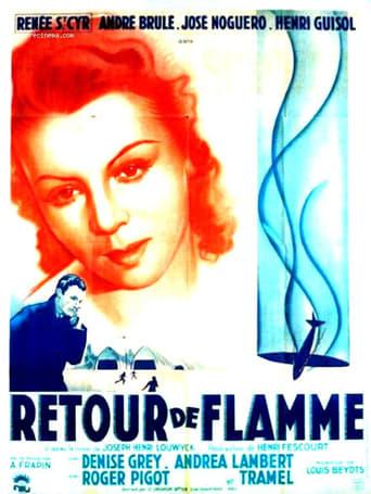 Poster of Retour de flamme