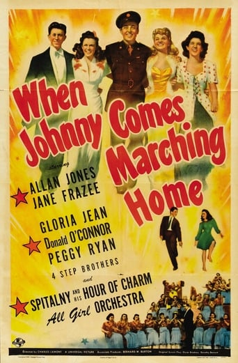 When Johnny Comes Marching Home